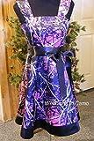 MUDDY GIRL flower girl or girls camo dress