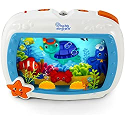 Amazon Com Baby Einstein Sea Dreams Soother Crib Toy And