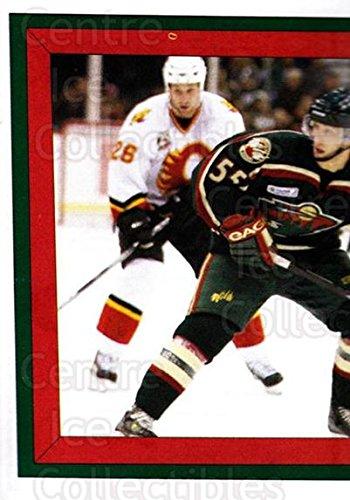 (CI) Marcus Nilson, Scott Ferguson, Nick Schultz Hockey Card 2005-06 Panini Stickers 302 Marcus Nilson, Scott Ferguson, Nick Schultz