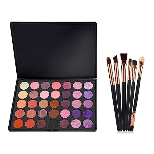 Vodisa Eyeshadow Palette Waterproof Cosmetics product image