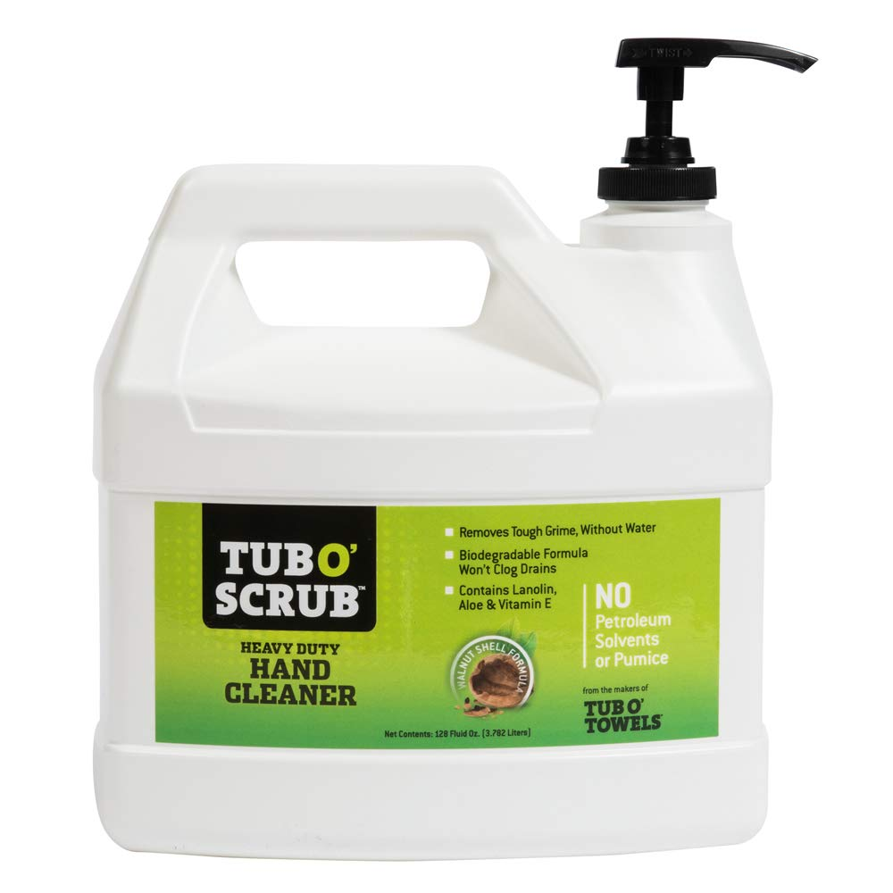 Tub O Towels TS28 Heavy Duty Hand Cleaner, 128. Fluid_Ounces
