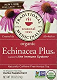 Traditional Medicinals Organic Echinacea Plus 16 Tea Bags Review