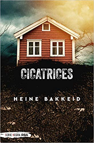 Cicatrices de Heine Bakkeid