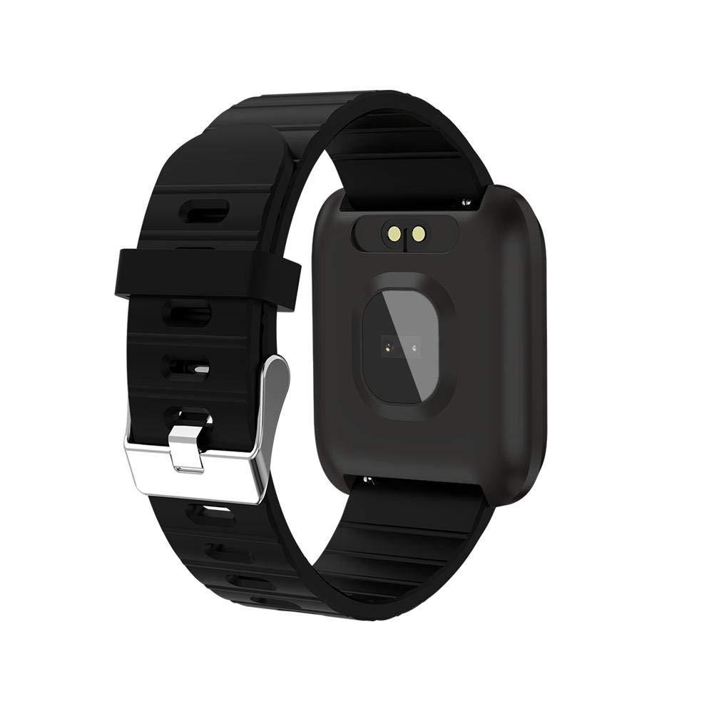 Ritapreaty Men Smart Watch, rastreador de Ejercicios con Monitor ...