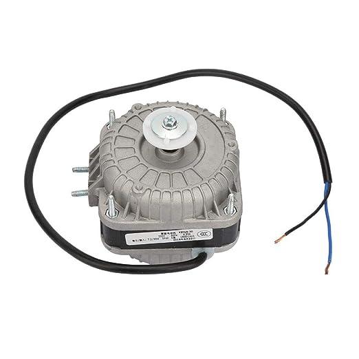 FTVOGUE Motor de Ventilador Enfriamiento YZF10-20 Motor de ...