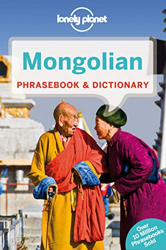 Lonely Planet Mongolian Phrasebook & Dictionary...