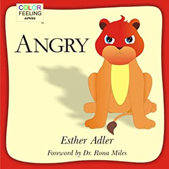 Angry: Helping Children Cope With Anger (ColorFeeling Book 1 ...