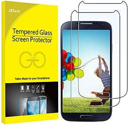JETech Protector de Pantalla Compatible con Samsung Galaxy S4 ...