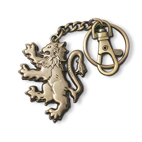 Noble Collection nn7716-Harry Potter Gryffindor Lion Keyring (Harry Potter Y La Piedra Filosofal Gnula)