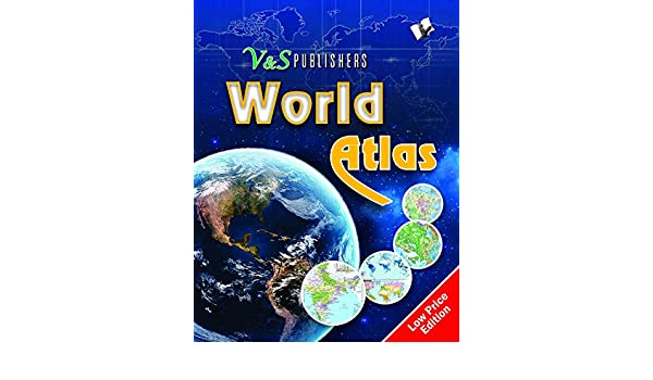 World Atlas - Kindle edition by EDITORIAL BOARD  Reference