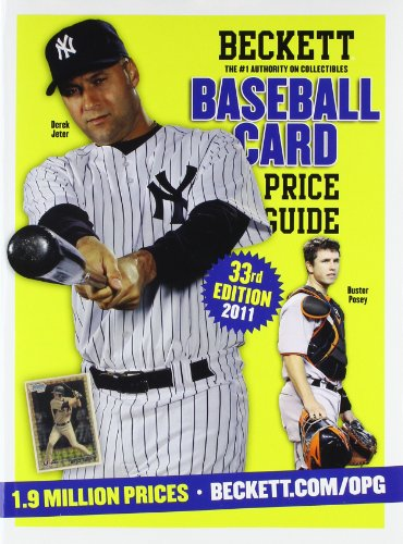 Beckett Baseball Card Price Guide 2011: The #1 Authority on ()