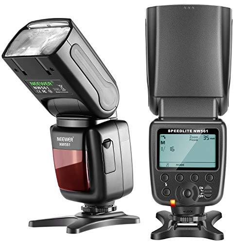 Neewer NW561 LCD Display Flash Speedlite for Canon Nikon Panasonic