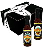 Dave's Gourmet Insanity Sauce, 5 oz Bottles in a Gift Box (Pack of 2)