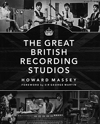 英国レコーディング・スタジのすべて(仮) 黄金期ブリティッシュ・サウンドが生まれた場所