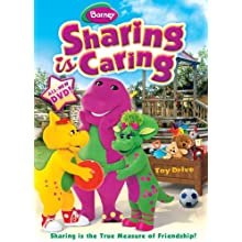 Barney: Sharing Is Caring (2009)