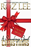 A Spanking Good Christmas: A Kinky Christmas Short Story (Lesbian Office Romance Series Book 1)