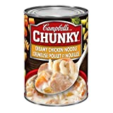 Campbell's Chunky Soup, Creamy Chicken Noodle, 540 Ml