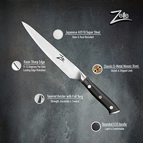 Buy high end kitchen knives