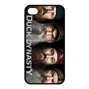 FashionFollower Custom Reality Show Series Duck Dynasty Best Phone Case Suitable For iphone4/4s IP4WN51604