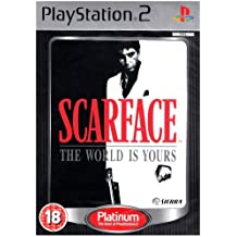 Scarface: The World Is Yours (PS2 - Platinum) by VU Games