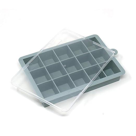 Compra Silicona, aprobada por la FDA, moldes de hielo creativos de ...