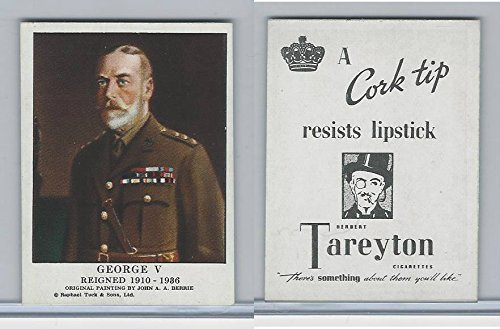 T47 American Tobacco Co., British Sovereigns, 1939, 39. George V - 1910-1936