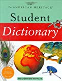 The American Heritage Student Dictionary, , 0618701494