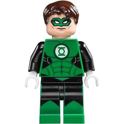 LEGO DC Comics Super Heroes Minifigure - Green Lantern (76025): Toys & Games