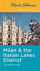 With Rick Steves, Milan and the Italian lakes are yours to discover! This slim guide excerpted from Rick Steves Italy includes:                                  Rick's firsthand, up-to-date advice on Milan and the nearby lakes...