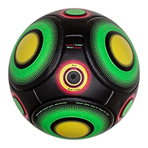 Bend-It Soccer, Knuckle-It Pro Black, Soccer Ball, OMB With VPM And VRC Technology