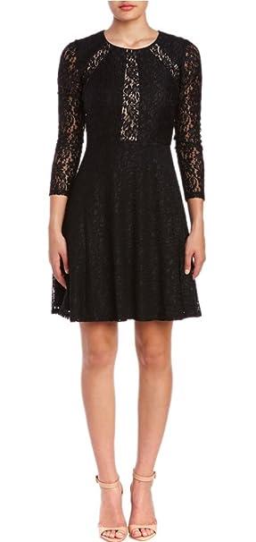 Amazoncom Tahari Asl Lace Dress Clothing