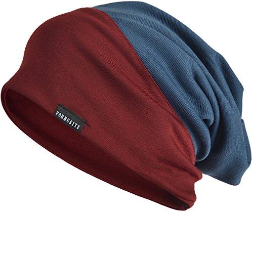 1ece233fd30f9 FORBUSITE Slouch Beanie Hat for Men Women Summer Winter B010 - Buy ...