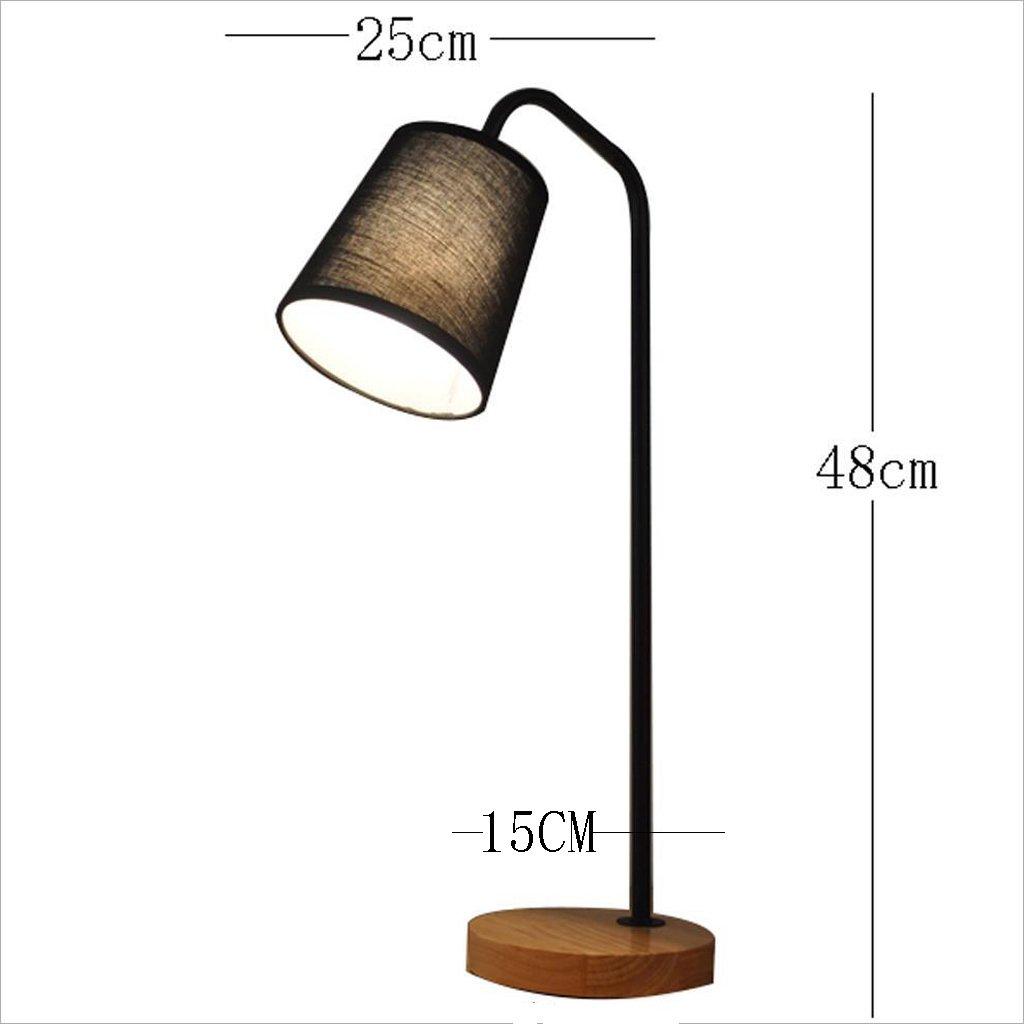 Lámpara de escritorio fanxm Creative escritorio dormitorio noche ...