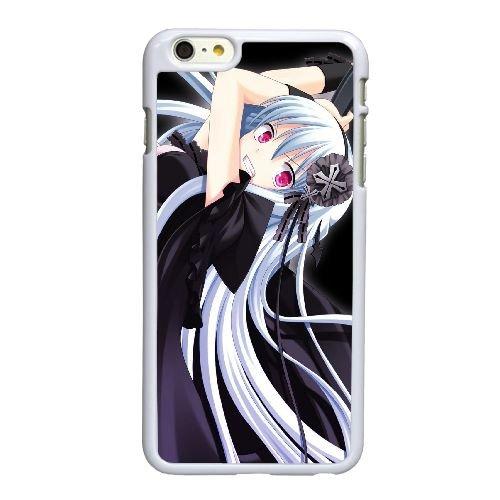 B0Q63 alhazerd vivi espace de coup de swing fille Y1S7LF coque iPhone 6 4.7 pouces cas de couverture de téléphone portable coque blanche RT1NAM1JR