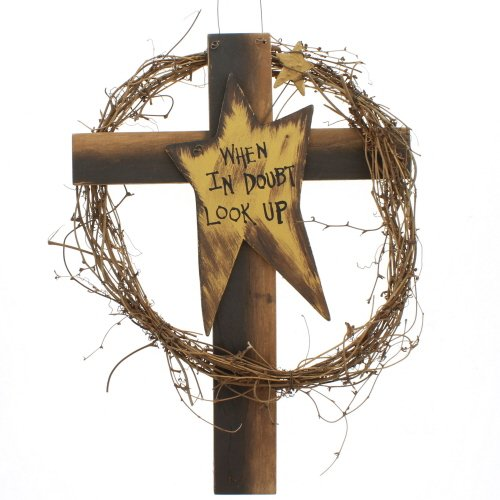 (Ohio Wholesale Look Up Cross Wall Art, from our Inspirational Collection)