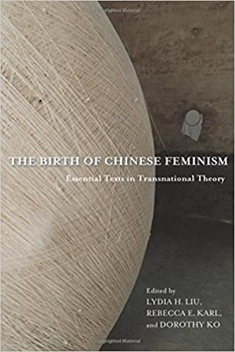 Amazon com: The Birth of Chinese Feminism: Essential Texts in