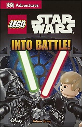 Lego Star Wars: Into Battle! (Turtleback School & Library
