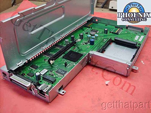 HP 5200 Formatter Board, OEM Outright-Network
