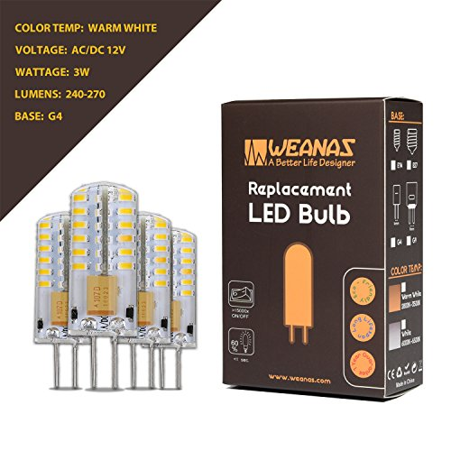 Weanas Undimmable Equivalent Halogen Replacement product image