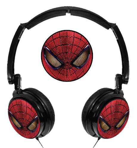 Marvel Spiderman Deejay Headphones 11645 product image