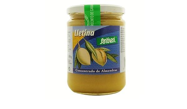 CREMA ALMENDRAS LECHE LLETINA 500 GR.: Amazon.es: Salud y cuidado personal