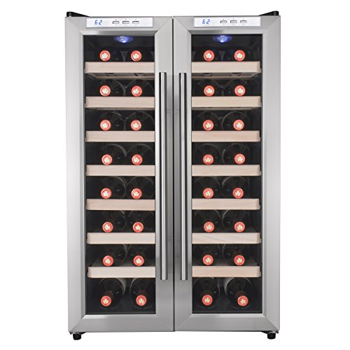 32 Bottle Wine Cooler Refrigerators - 2