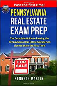 how to pass the pa real estate exam