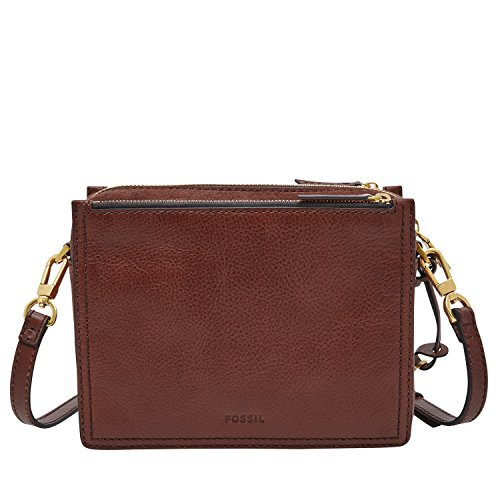 Fossil Bag Campbell Crossbody Fossil Henna Campbell Rwx0v8wq