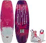 Hyperlite Divine Wakeboard w/ Allure Bindings Womens