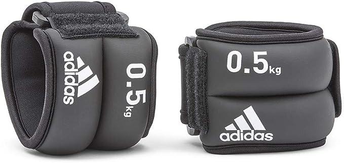 Adidas - tobilleras con peso