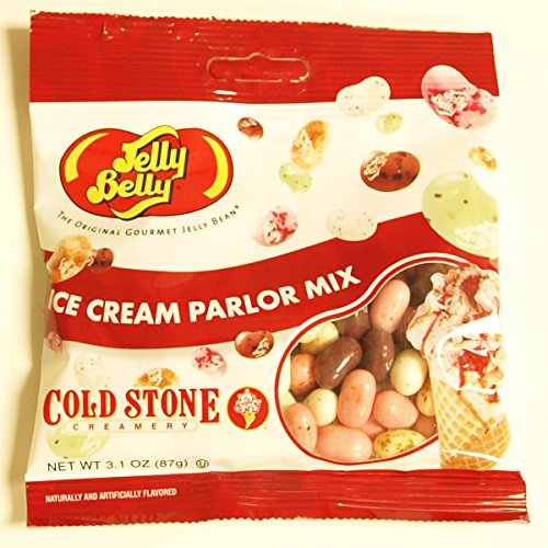 Jelly Belly Jelly Beans - Pick Any Flavor - (Size Varies by Flavor [3 oz to 3.5 oz]) (Ice Cream Parlor (Any Flavor)