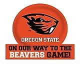 Oregon State Beavers Jumbo On Our Way Magnet