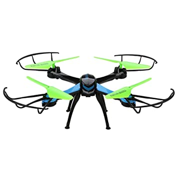 Floureon JJRC H98 - Drone Quadcopter RC Helicopter (4CH 6 Ejes ...