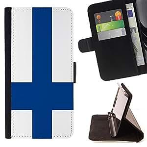- Flag - - Prima caja de la PU billetera de cuero con ranuras para tarjetas, efectivo Compartimiento desmontable y correa para la mu?eca FOR Samsung Galaxy Note 3 III N9000 N9008V N9009 King case